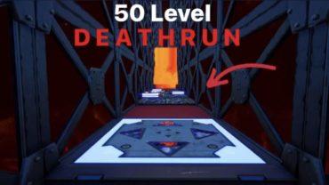 Default Meteorite Deathrun | 50 Level