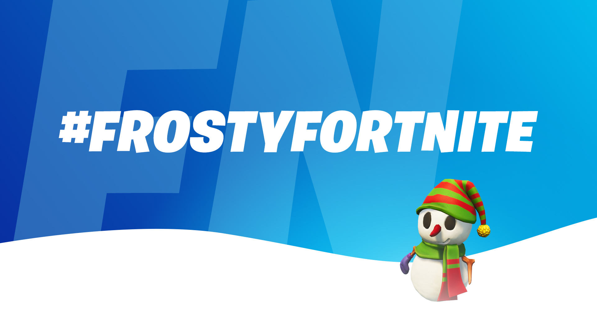 #FrostyFortnite submissions closing soon