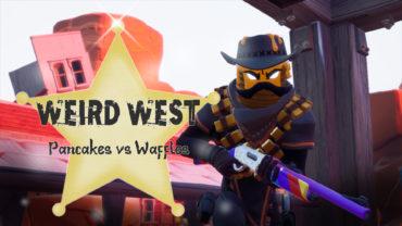 Weird West: Pancakes vs. Waffles
