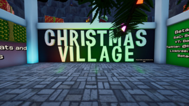 Christmas Village Free For All
