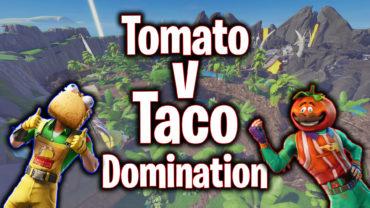 Tomato V Taco Domination