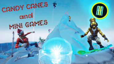 Candy Canes And Mini Games