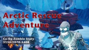 Arctic Rescue Adventure