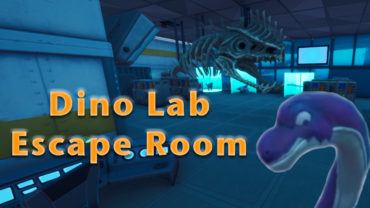 Dino Lab Escape Room