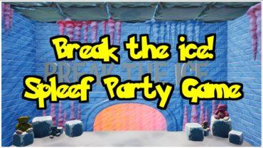 BREAK THE ICE!!!