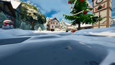 Christmas-Village RP-MAP
