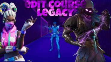 Edit Course Legacy