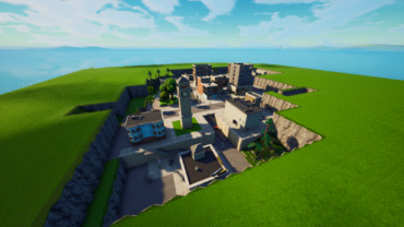Tilted Towers - GunGame