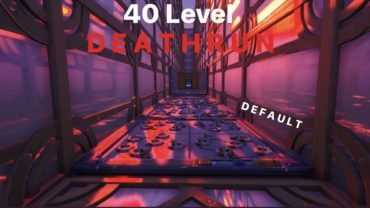 Default Modern Deathrun | 40 Level