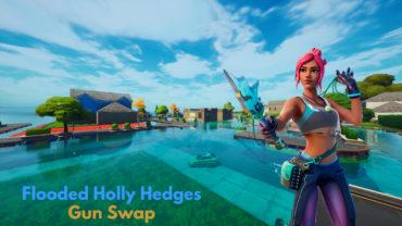 Flooded Holly Hedges - Gun Swap