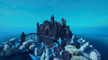 Frosty Fortress Quest