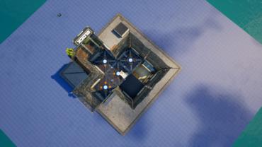 The tower escape