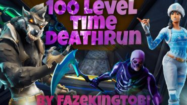 100 Level Time Deathrun