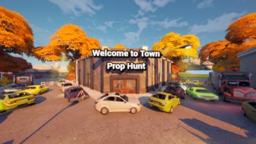 Town Prop Hunt