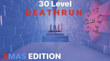Default XMAS Icy Box Deathrun | 30 Level