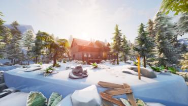 Christmas Cabin 2020
