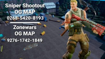 Sniper Shootout: OG Map