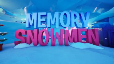 🧠 Memory SnowMen ☃