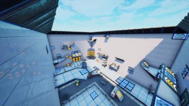 Sniper Noscope Map