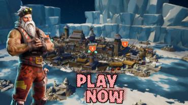 Santa Fortress: RAID