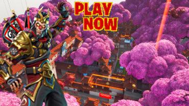 Escape Wukong Temple: OG Death Run