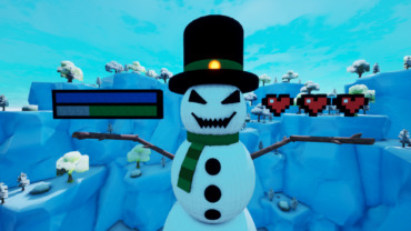 Snowman Boss Battle