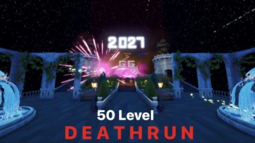 Happy New Year Deathrun | 50 Level
