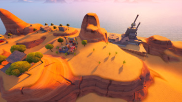 Desert Battle Royale
