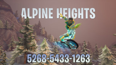 Alpine Heights: Snowboarding Slopes