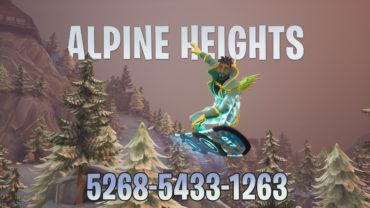 Alpine Heights: Snowboarding Slopes