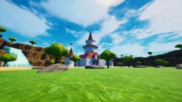 Super Mario 64 - Peach's Castle