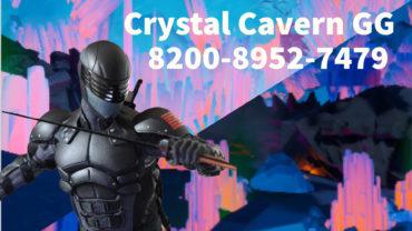 Crystal Cavern GG