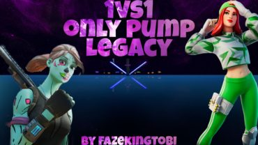 1VS1 Only Pump Legacy
