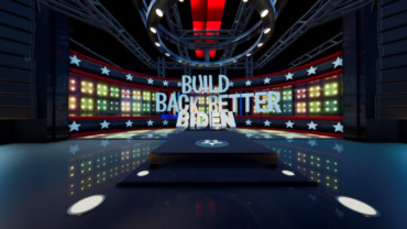 Build Back Better with Biden