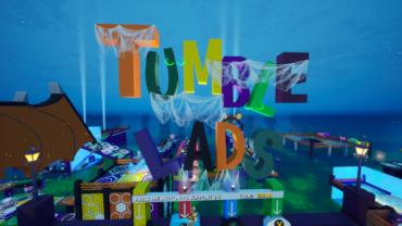 TUMBLE LADS - FRIGHT