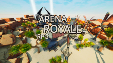 Arena Royale - RPG   4-8 players