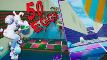 50 EGGS DEATHRUN