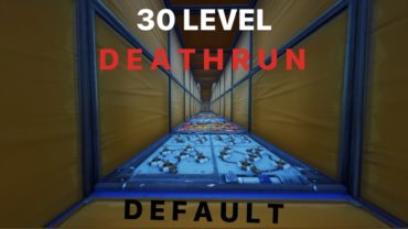 Default Yellow Box Deathrun | 30 Level