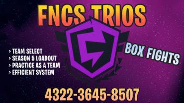 FNCS Trios Box Fights