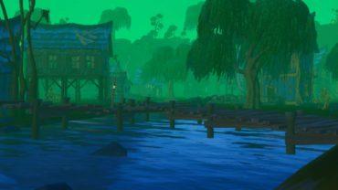 Swamp Village GunGame