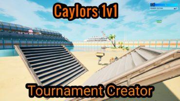 Caylors 1v1 Tournament Creator