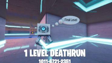 1 Level Deathrun