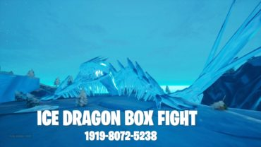 Ice Moster Box Fight