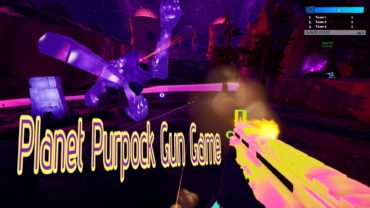 Planet Purpock Gun Game