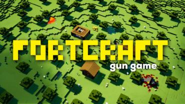 FortCraft Gun Game