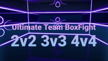 Ultimate team BoxFight 2v2 3v3 4v4