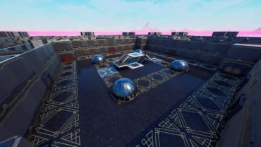 Amageni's Maze War: Day (V.1)