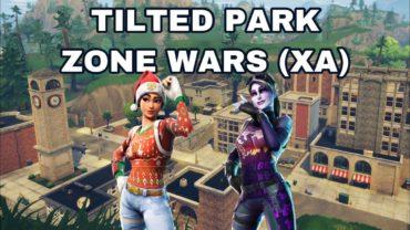 TILTED PARK ZONE WARS (XA)