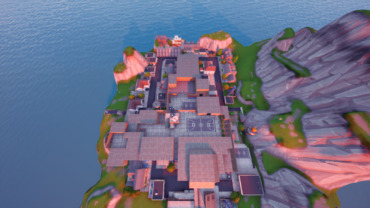 The School: Fortnite's Biggest Map