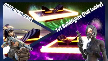 1v1 Buildfight {Full Lobby}